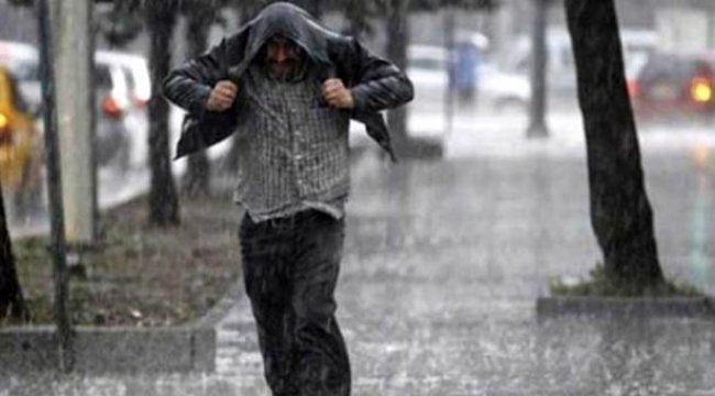 Meteoroloji'den 27 kent için sağanak yağış uyarısı