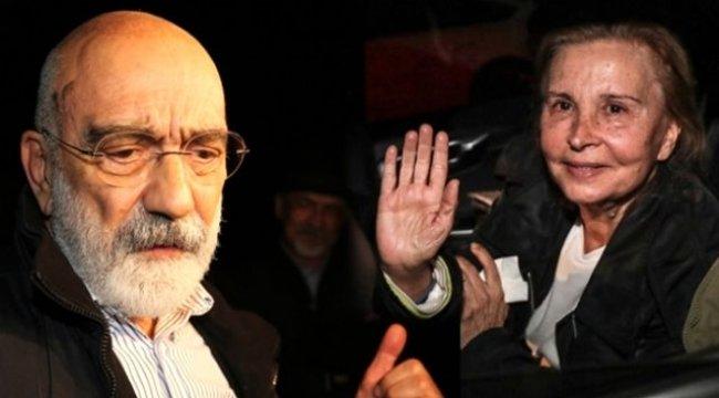 Ahmet Altan ve Nazlı Ilıcak'ın tahliye kararına sivil toplum kuruluşları itirazda bulundu