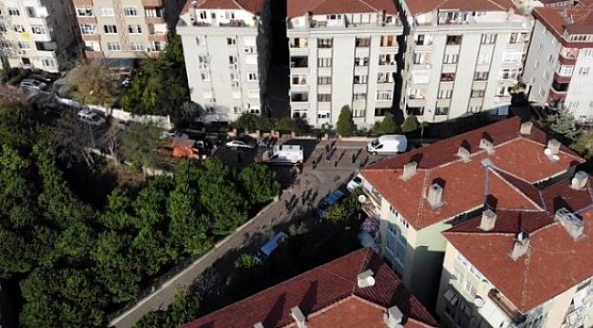 Bakırköy'deki siyanür vahşetinde yürek yakan detay! Anne, kapıya kadar gelmiş.