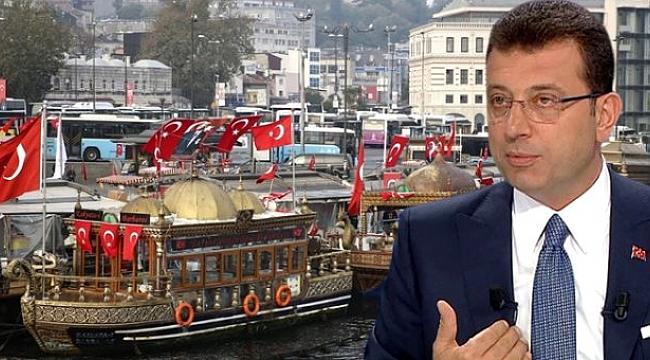 İBB, Eminönü'ndeki balıkçı teknelerinin tahliyesi için Fatih Kaymakanlığı'na yazı göndermedi.