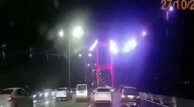 """(Özel) İstanbul'da dehşete düşüren """"makas"""" terörleri kamerada"""