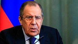 Rusya Dışişleri Bakanı Lavrov: Türkiye bize yeni bir operasyon başlatmayacağını söyledi.
