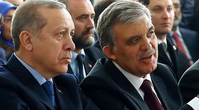 Erdoğan, Abdullah Gül'le arasında geçen 'Şehir Üniversitesi' diyaloğunu anlattı.