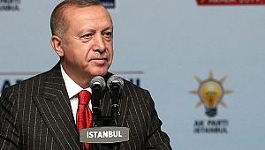 Son Dakika: Cumhurbaşkanı Erdoğan: Suriye halkı