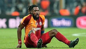Son Dakika | Galatasaray'da Luyindama ön çapraz bağ ve menisküs ameliyatı geçirdi