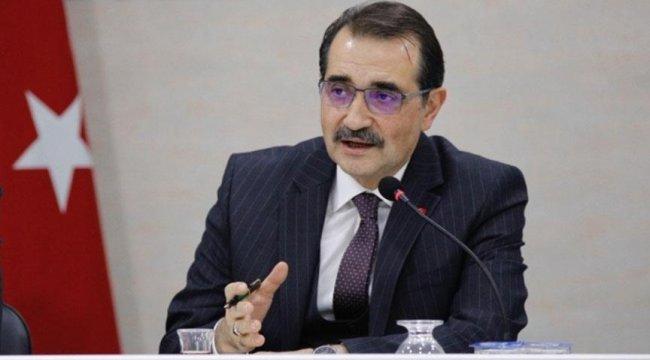 Enerji Bakanı Dönmez: Yıllık 21,75 milyar metreküp doğal gaz getireceğiz