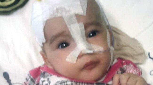 Hastalığına hiç bir doktor teşhis koyamadı! Minik Mihriban'ın babası yardım bekliyor