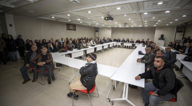 İzmir'de cemevleri imar planlarına ibadethane olarak yazılacak