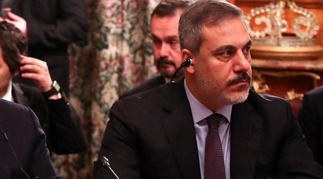 Reuters: MİT Başkanı Hakan Fidan ve Suriye istihbaratının başı Ali Memlük Moskova'da görüştü.