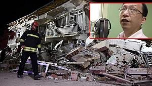 Tayvanlı deprem kâhini, Türkiye'nin doğusu için üç gün önce uyarmış.