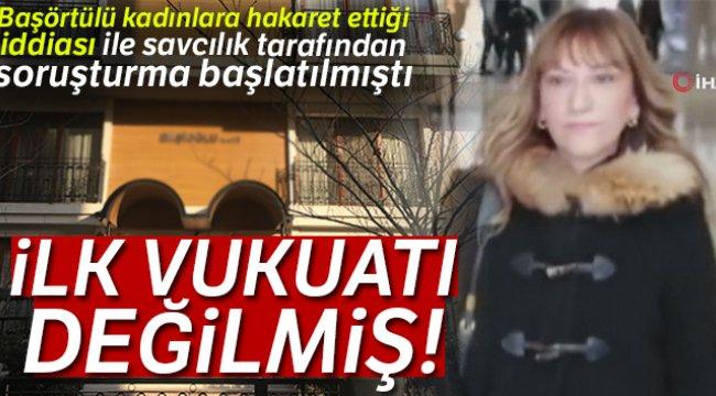 İBB'den istifa eden Yeşim Meltem Şişli'nin kapıcıyı kovdurduğu iddiası