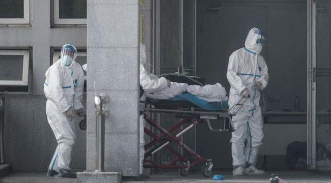 Koronavirüs salgınında ölü ve hasta sayısı yükseldi