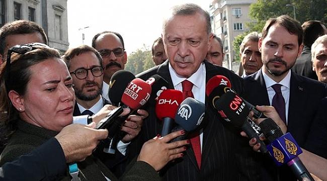 Son dakika: Erdoğan'dan Kadir Şeker açıklaması: Temennimiz adil bir karara varılması.