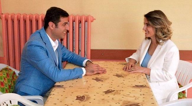 Başak Demirtaş: Salgın nedeniyle Selahattin'in sağlığından çok endişeliyim.