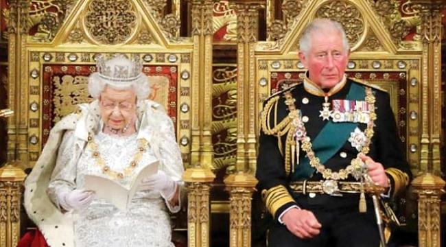 Son Dakika: İngiliz Kraliyet Ailesi'nden Prens Charles'ın koronavirüs testi pozitif çıktı.
