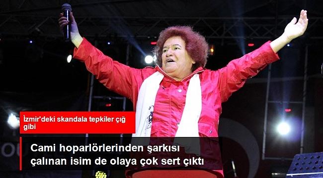 Cami hoparlörlerinden 'Yuh Yuh' şarkısı çalınan Selda Bağcan'dan ilk açıklama.