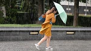 HAVA DURUMU | Kuvvetli yağış ve fırtına geliyor! Meteoroloji uyardı.