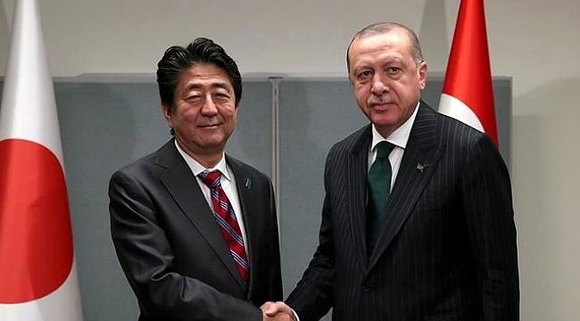 Japonya Başbakanı'ndan Türkiye açıklaması: Kredi vermeyi düşünüyoruz.