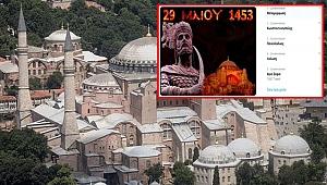 Yunanlılar er meydanında kazanamadıkları Ayasofya'yı sosyal medyada sahiplendi: Tekrar bizim olacak.