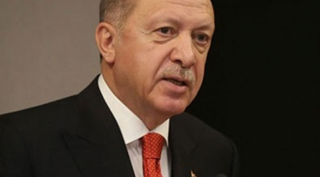 Başkan Erdoğan o değişikliği duyurdu.