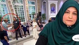 Esra Erol'un programında kavga! Baba, çocuğunu alıkoyduğunu iddia ettiği kadının üzerine yürüdü.