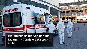 Karabük'te koronavirüs vaka sayısı 6'ya yükseldi, 18 işçi karantinaya alındı.
