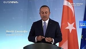 Akdeniz'de savaş gemisine kilit atıldığı iddiası: Bakan Çavuşoğlu Fransa'dan özür talebinde bulundu.