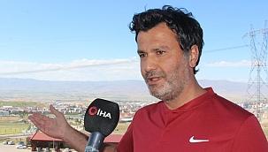 Hatayspor Sportif Direktörü Fatih Kavlak: Kaliteli bir kadro kuracağız...