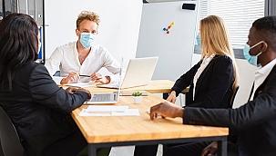 Koronavirüsle mücadelede hava kalitesini korumak için akıllı sensörler.