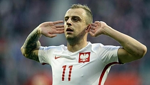 Son dakika transfer haberi | Beşiktaş'tan Kamil Grosicki açıklaması!