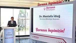 Bornova'da kentsel yenileme zamanı Çamdibi-Yeşilova Bölgesi için ilk adım atıldı.