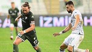 Bursaspor evinde 4 maçtır kazanamıyor