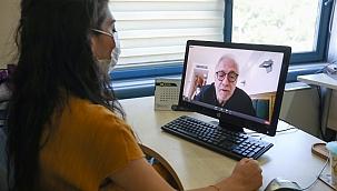 Covid-19 kaygılarına karşı eğitim günü Psikolog Emre Konuk'tan Buca'da kaygı eğitimi