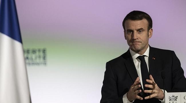 Fransız L'Opinion gazetesi: 'Macron, Erdoğan'la ve Doğu Akdeniz'de gerginliği düşürmeli'.
