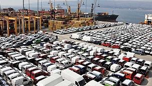 Otomotiv sektöründen 8 ayda 5,5 milyar dolarlık parça ihracatı