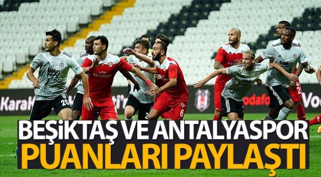 ÖZET İZLE  Beşiktaş 1-1 Antalyaspor Maç Özeti Ve Golleri İzle  BJK Antalya Canlı Skor Maç Kaç Kaç