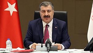 Sağlık Bakanı Koca'dan İstanbul uyarısı.