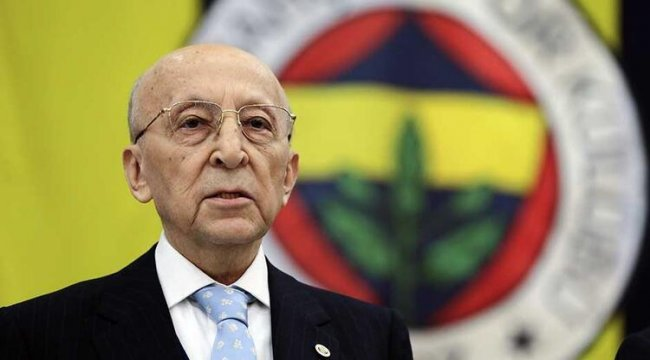 Fenerbahçe Yüksek Divan Kurulu Başkanı Vefa Küçük: 'Her türlü olumsuzluğa rağmen...'
