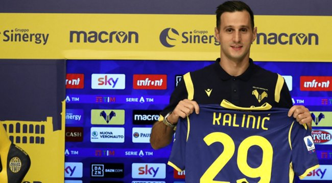Nikola Kalinic, Beşiktaş'a transfer olmak için Iphone bile istemiş