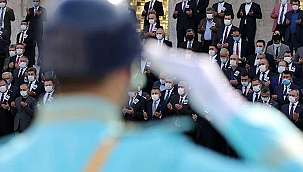 Son dakika haberler: Eski Sağlık Bakanı Osman Durmuş için TBMM'de tören
