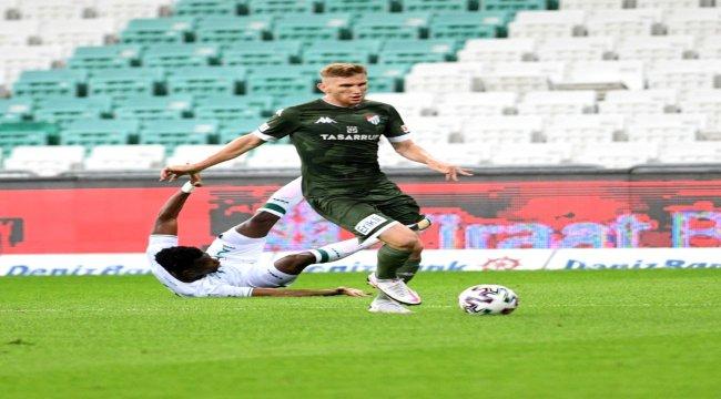 TFF 1.Lig'in en sert takımı Bursaspor
