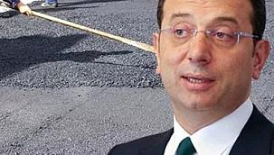 İBB'nin asfalt oyununu Beykoz Belediyesi bozdu!