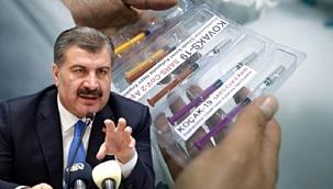 Sağlık Bakanı Koca açıkladı! 'Aralık'ta 20 milyon aşı gelecek'