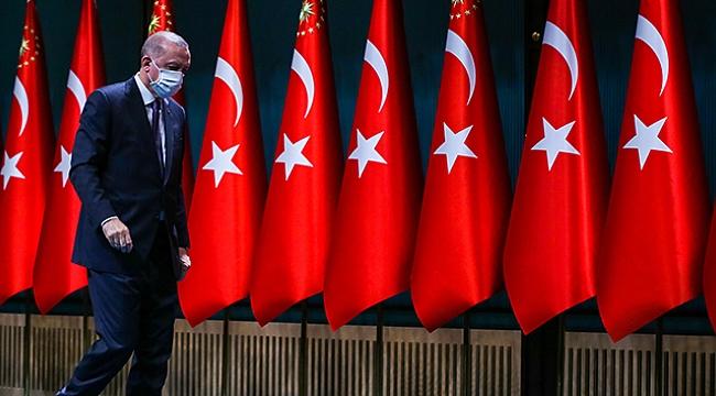 Cumhurbaşkanı Erdoğan: '29 Nisan-17 Mayıs arası tam kapanmaya geçiyoruz'