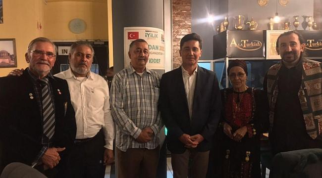 Türk hayırseverlerin yardımlarıyla Güney Afrika'da iftar sofraları oluşturuluyor