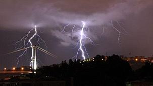 Ankara Valiliği'nden 'gök gürültülü sağanak' uyarısı