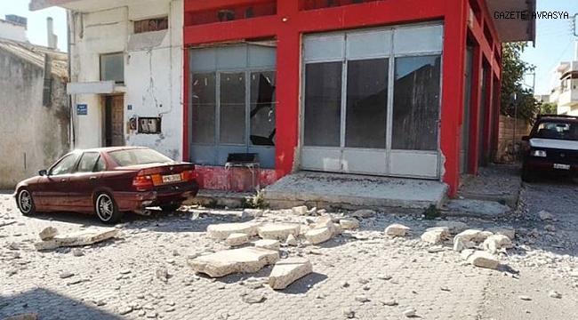 Son Dakika... Girit Adası'nda 6.0 büyüklüğünde deprem!.