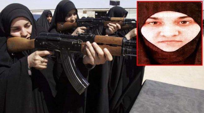 Kırmızı bültenle aranan DEAŞ'lı kadın terörist, ABD'nin kontrolündeki kamptan kaçış hikayesini anlattı