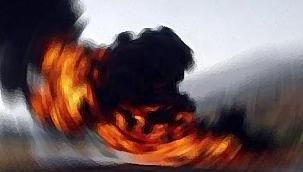Nijerya'da yasa dışı petrol rafinerisinden patlama: 25 ölü.