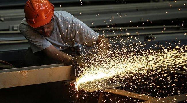 SON DAKİKA: Ağustos ayında sanayi üretimi arttı